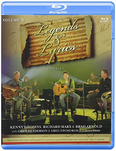 Legends & Lyrics Vol. 2 [Blu-ray]