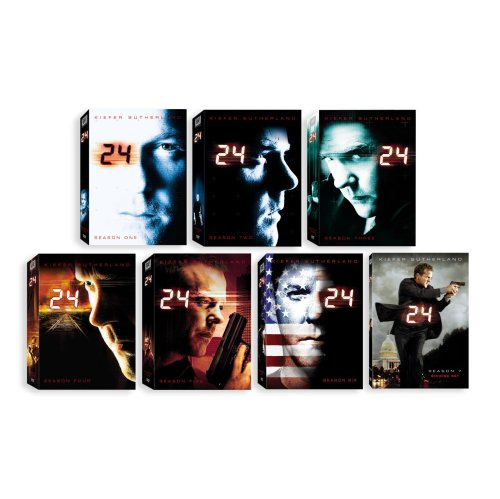 24: Seasons 1-7