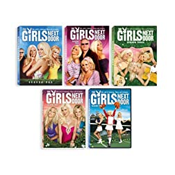 The Girls Next Door: Seasons 1-5