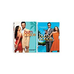 Burn Notice: Seasons 1-2