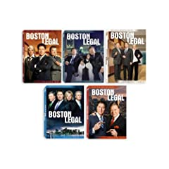 Boston Legal: Seasons 1-5