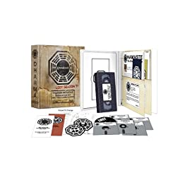 Lost: The Complete Fifth Season Dharma Initiative Orientation Kit