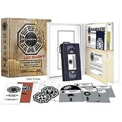 Lost: The Complete Fifth Season Dharma Initiative Orientation Kit [Blu-ray]