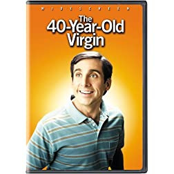 The 40-Year-Old Virgin - Summer Comedy Movie Cash