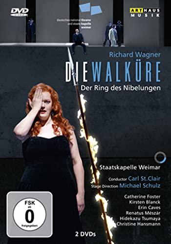 Wagner: Die Walkure (St. Clair Ring Cycle Part 2)