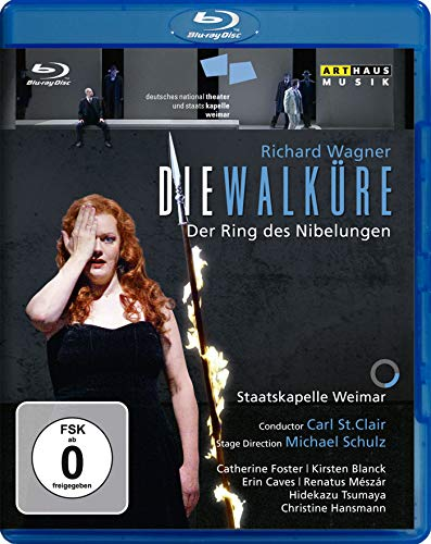 Wagner: Die Walkure (St. Clair Ring Cycle Part 2) [Blu-ray]