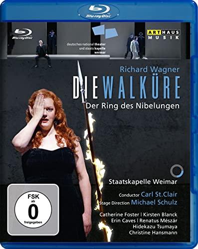 Wagner: Die Walkure (St. Clair Ring Cycle Part 2) [Blu-ray]