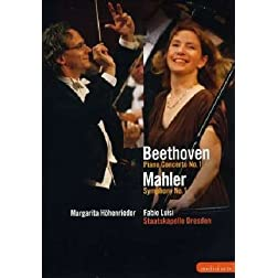 Beethoven: Piano Concerto, No. 1 & Mahler: Symphony No. 1