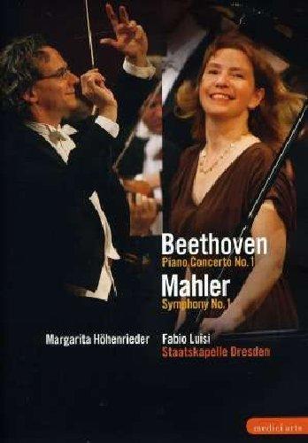 Beethoven: Piano Concerto, No. 1 & Mahler: Symphony No. 1