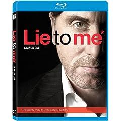 Lie To Me: Season One [Blu-ray]