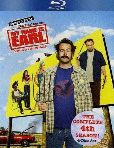 My Name Is Earl: Season 4 [Blu-ray]