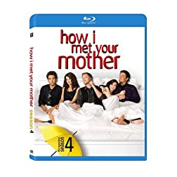 How I Met Your Mother: Season Four [Blu-ray]