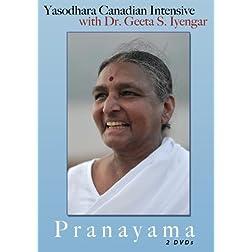Yasodhara Canadian Intensive with Dr. S. Geeta Iyengar - Pranayama - 2 disc