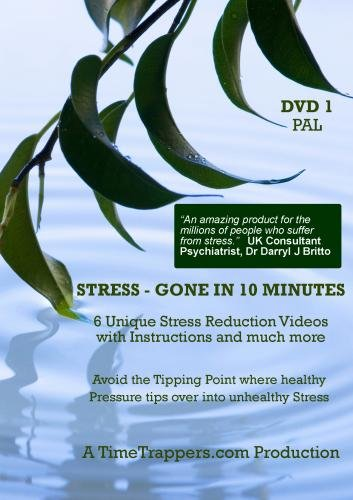 Stress Gone In 10 Minutes (DVD 1)