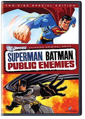 Superman/Batman: Public Enemies (Two-Disc Special Edition)