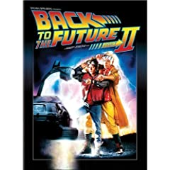 Back to the Future Part II - Summer Comedy Movie Cash