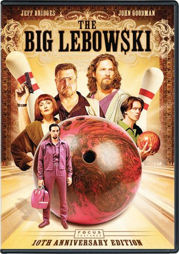 The Big Lebowski - Summer Comedy Movie Cash