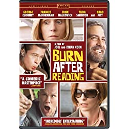 Burn After Reading - Summer Comedy Movie Cash