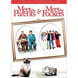 The Circle of Trust Collection: Meet the Parents/Meet the Fockers - Summer Comedy Movie Cash
