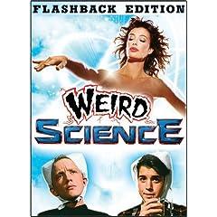 Weird Science - Summer Comedy Movie Cash