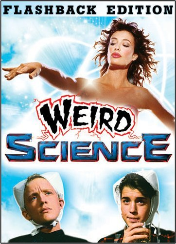 Weird Science - Summer Comedy Movie Cash