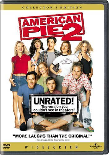 American Pie 2 - Summer Comedy Movie Cash