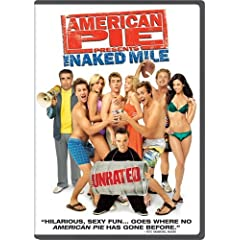 American Pie Presents: The Naked Mile - Summer Comedy Movie Cash