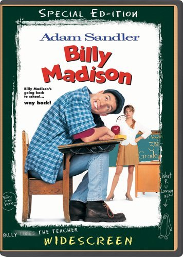 Billy Madison - Summer Comedy Movie Cash