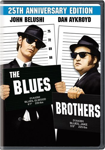 The Blues Brothers - Summer Comedy Movie Cash