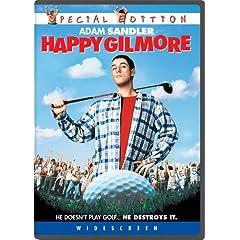 Happy Gilmore - Summer Comedy Movie Cash