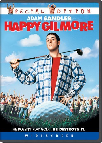 Happy Gilmore - Summer Comedy Movie Cash