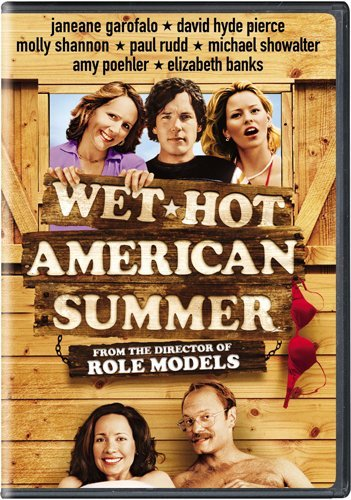 Wet Hot American Summer - Summer Comedy Movie Cash