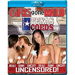 Girls Gone Wild: Hottest Texas Coeds [Blu-ray]