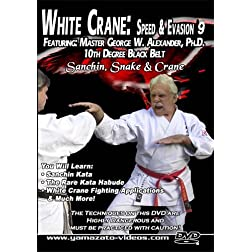 White Crane: Speed & Evasion 9