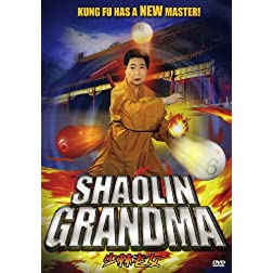 Shaolin Grandma