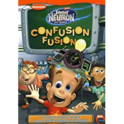 The Adventures of Jimmy Neutron, Boy Genius: Confusion Fusion