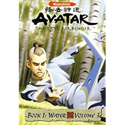 Avatar - The Last Airbender: Book 1 - Water, Vol. 3