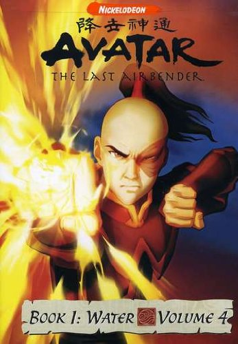 Avatar - The Last Airbender: Book 1 - Water, Vol. 4: