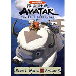 Avatar - The Last Airbender: Book 1 - Water, Vol. 5