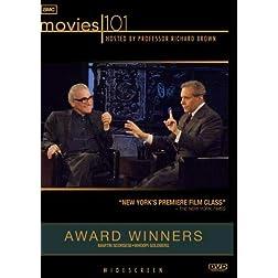 Movies 101- Martin Scorsese and Whoopi Goldberg
