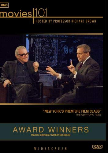 Movies 101- Martin Scorsese and Whoopi Goldberg