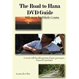 THE ROAD TO HANA DVD GUIDE