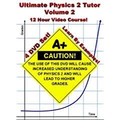 Ultimate Physics 2 Tutor -- Volume 2 (Oscillations and Waves) -- 4 DVD Set! -- 12 Hour Course!