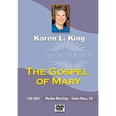 Karen King: The Gospel of Mary