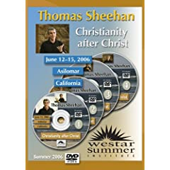 Thomas Sheehan: Christianity after Christ