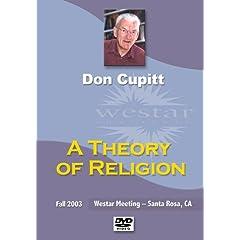 Don Cupitt: A Theory of Religion