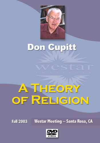 Don Cupitt: A Theory of Religion