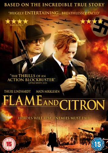 Flame And Citron (2008) [Blu-ray]