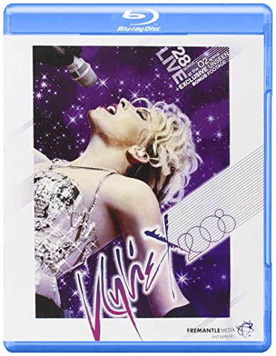 Kylie Minogue: Live - Kylie X 2008 [Blu-ray]
