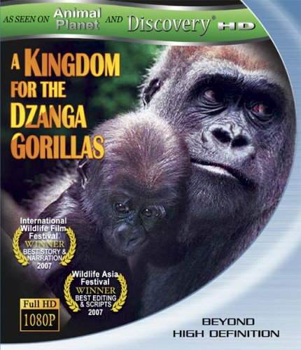 A Kingdom for the Dzanga Gorillas [Blu-ray]